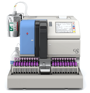 Tosoh G8 HPLC